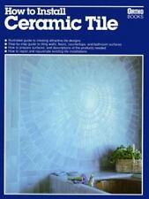 How to Install Ceramic Tile Fox, Jill Paperback