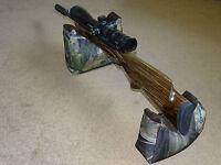 Rifle / Gun rest bag, Target Shooting, Hunting, Bench rest.