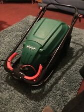Qualcast 1600W Electric Hover Mower Model MEH1633
