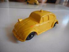 Tomte Laerdal Stavanger Norway VW Volkswagen Beetle Police in Yellow