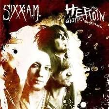 SIXX : A.M HEROIN Diaries, THE NEW CD
