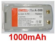 Batterie 1000mAh Pour Samsung SGH-A308,SCH-302,SGH-K200, SHG-A388,SGH-A300