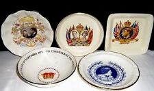 Uk Royalty > Plates and Other Items - - click Select to view Individual items