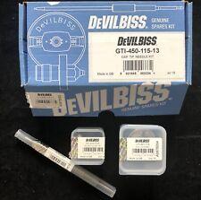 Reperaturset 1.3 mm Düse und Nadel für Devilbiss SLG 620 Lackierpistole