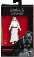 Star Wars The Black Series Luke Skywalker Jedi Master 3 3/4 Inch Action Figure