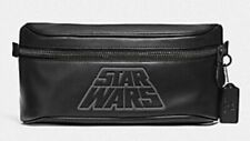 New Coach Star Wars Westway Belt Bag With Motif, Black