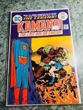 Kamandi #29 The Last Boy On Earth VINTAGE COMIC BOOK KEY B2-195