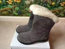 Columbia Ice Maiden Waterproof Snow Rain Winter Boots Slip On Size 5 NEW