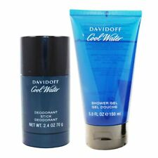 Davidoff Cool Water Man - Men 75 ml Deostick & 150 ml Showergel Duschgel Set