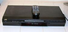 JVC XV-S300BK DVD Audio Video Super VCD CD Player 3D Phonic Dolby Digital Direct