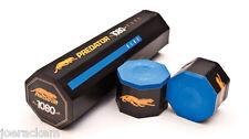 New Predator 1080 Pure Chalk - 1 Tube = 5 Pieces, Blue Chalk - Pure Silica