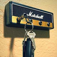 Marshall Guitar Amp Key Holder Jack Rack Brand New Key Rack
