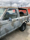 1987 Ford Bronco II  1987 Ford Bronco II 4X4, Great Project Vehicle