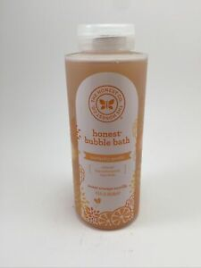 The Honest Co. SWEET ORANGE VANILLA Bubble Bath 12 fl oz  - NEW & SEALED
