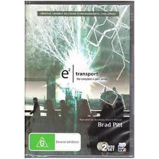DVD E2 TRANSPORT THE COMPLETE 6-PART SERIES 2-Discs Brad Pitt narrates R4 [BNS]