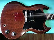 Gibson SG JR 1968 Original Vintage Killer 68 Tone Monster! No Reserve Auction!