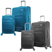 Samsonite Epsilon NXT 2-piece Softside Spinner Luggage Set 27'' 20''