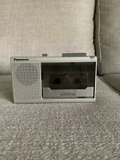 Panasonic RQ-341A Portable Cassette Recorder Player! Great Shape!