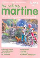 Les Cahiers De Martine ; Ce2 - Collectif