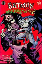 Batman Dark Joker the Wild Graphic Novel signed John Beatty CLASSIC KELLY JONES