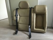 Volvo V70R Gobi Rear seat back rest