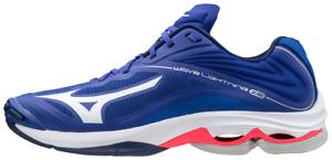 Mizuno WAVE LIGHTNING Z6 Volleyball V1GA2000 Blau 20 Herren Schuhe B-Ware Gr. 42