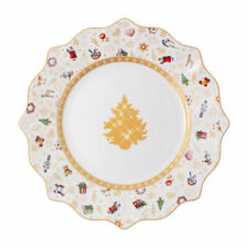 Villeroy & Boch Toy's Delight Anniversary Christmas Salad Plate 2020 # 2644