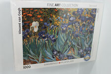 Eurographics Puzzle 1000 Pc - Irises / Vincent Van Gogh
