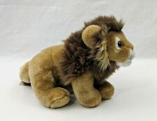First And main Lion Plush Crouching Creature
