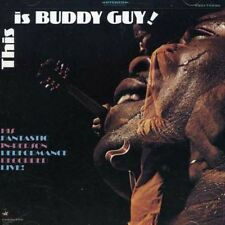 Buddy Guy - Live: This Is Buddy [New CD]