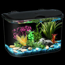 New listing 5-Gallon Panaview Aquarium Starter Kit Fish Tank with Led Light And Power Filter