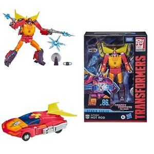 Transformers studio series 86 - The Movie, HOT ROD (BNIB Unopened) AVAILABLE NOW
