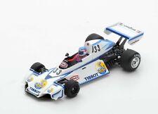 SPARK BRABHAM BT44B #33 Belgium GP 1976 Patrick Nève  S7101 1/43