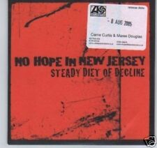 (D199) No Hope In New Jersey, Steady Diet of ...- DJ CD