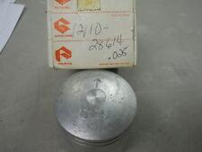 Suzuki NOS RM100A, 1976, PISTON, .25 mm oversize  12110-28770  S4