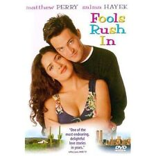 Fools Rush In (DVD, 1998, Closed Caption Subtitled French and Spanish)