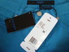 ESCADA Sport Crystal Back Pocket SKINNY Jeans Made in Italy Tag Sz 34