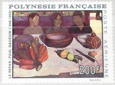 FRENCH POLYNESIA POLYNESIEN 1968 86 C48 Paul Gauguin Painting Gemälde Kunst MNH