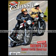MOTO REVUE CLASSIC N°42-b BIMOTA SB2 TRIUMPH 750 T140 & T160 KAWASAKI 500 H1