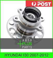 Fits HYUNDAI I30 2007-2012 - Rear Wheel Bearing Hub