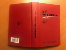 Guide Michelin Italia 1988