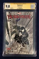 Venomverse #1 Remastered Sketch Edition 1:2000 CGC SS 9.8 Signed by Stan Lee!!!!