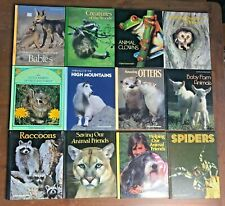 Lot 23 National Geographic BOOKS FOR YOUNG EXPLORERS Animals non-Fiction