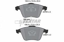 Textar Bremsbelagsatz VA Audi A4 8E A6 4F A8 4E Seat Exeo - Ceramic - 21376381