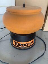 Lyman Turbo Tumbler 1200 Reloading Brass Cleaner 110v