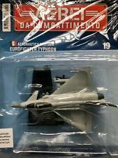 Modellino Aerei da Combattimento 19 EuroFighter Typhoon Scala 1:100