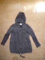 SCANLAN & THEODORE SILK LINEN jacket  Sz-10-12 (M) 100% Authentic