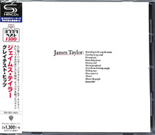 JAMES TAYLOR-JAMES TAYLOR`S GREATEST HITS-JAPAN SHM-CD C41