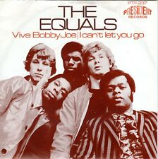 7inch THE EQUALSviva bobby joeHOLLAND 1969 EX+ (S2644)