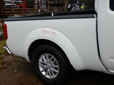 2017 Nissan Frontier King Cab Truck Bed Box White (Less Gate, Bumper, & Lamps)